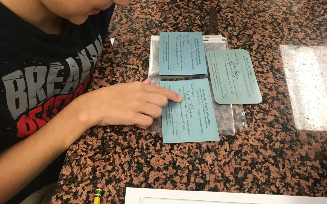6th Grade Humanities: Immigration Through Literature and Artifacts By: Liora Chessin
