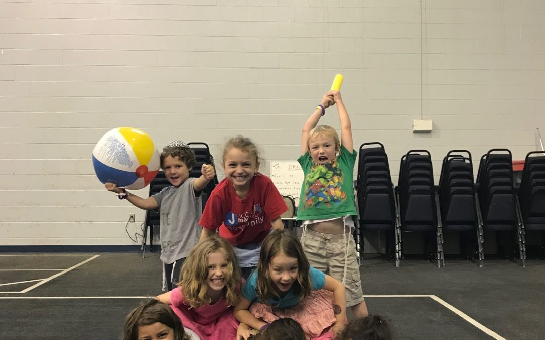 Staying Fit and Having Fun By: Nancy Cook
