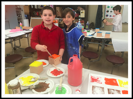What is Happening in the Art Room? By: Claire Rottembourg
